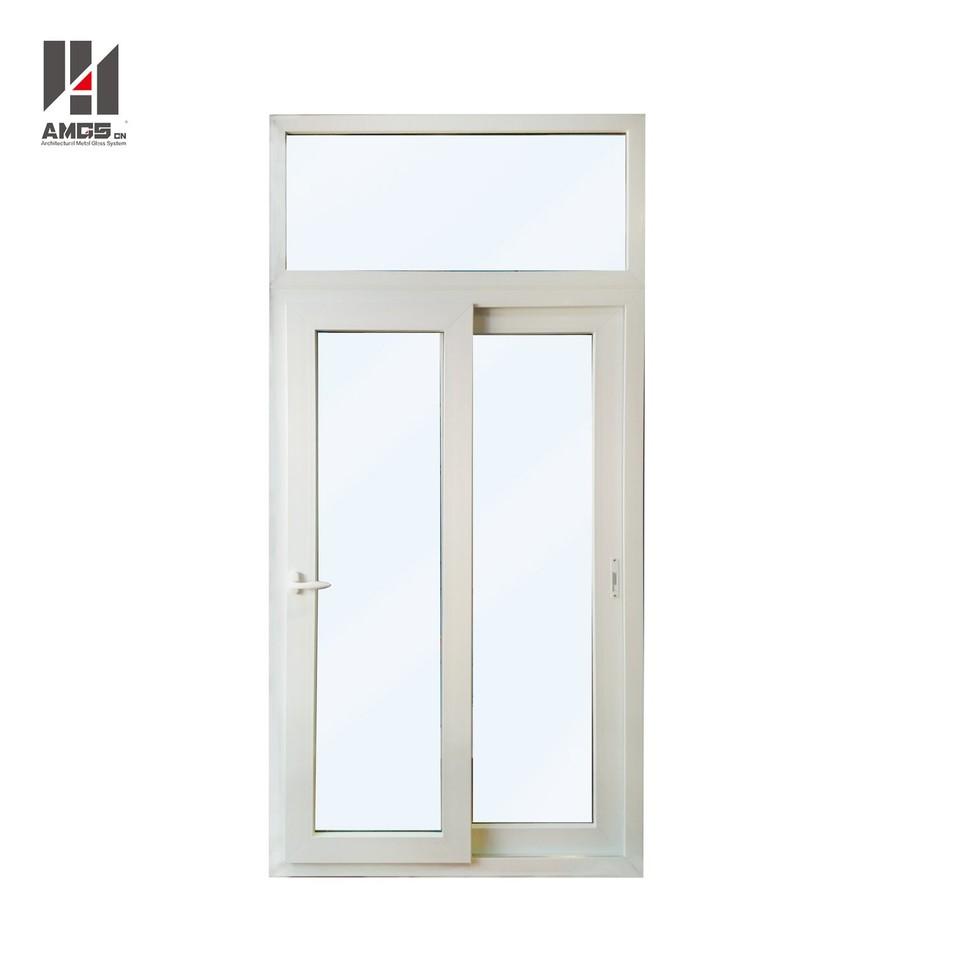 Aluminium Unit System Frame Glass Curtain Wall Glazed Aluminum